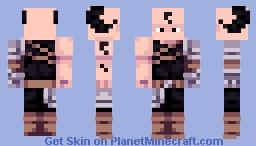 Cursed Being 34th! Minecraft Skin