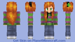Vivian James~ Minecraft Skin