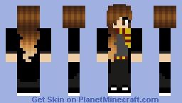 Hermione- For Magic Skin Contest Minecraft Skin