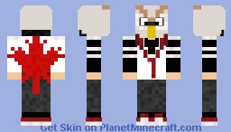 Vanoss White Owl Minecraft Skin Vanoss Minecraft Skin