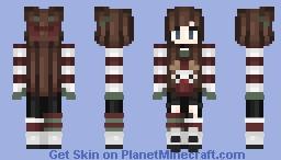 Christmas Before Thanksgiving Minecraft Skin
