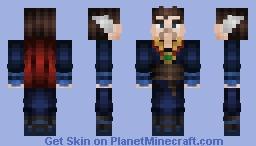 Doctor Strange [Magic Skin Contest!] Minecraft Skin