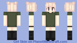dunno nomo Minecraft Skin