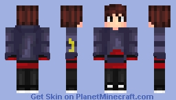 I'm Fine Minecraft Skin