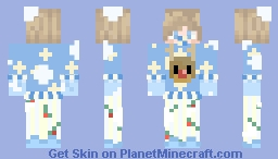 Cristmas Baby Boy Minecraft Skin