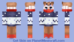 oʞ Minecraft Skin
