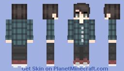 Tech Savvy Minecraft Skin
