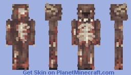 Wendigo [Magic Skin Contest] Minecraft Skin