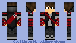 "Kevin ""AssasinsCreed316"" Minecraft Skin"