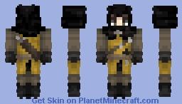 Austrian Archer Minecraft Skin