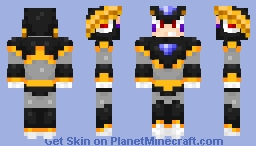 Bass Minecraft Skin