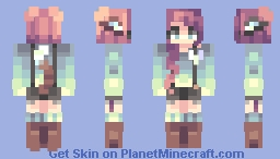 Fruity Minecraft Skin