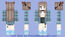 ~Hime Minecraft Skin