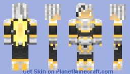 Seraphim || Warrior Angel Minecraft Skin