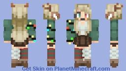 FIXED Contest ∑n†ry Jeoni+Giraffe Minecraft Skin