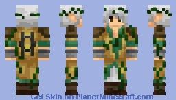 Druid (Magic Skin Contest)