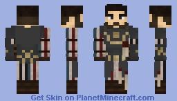 Warhammer Fantasy: The Empire Soldier Minecraft Skin