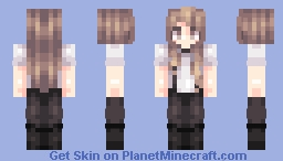 Fantastic Pxnics Most Recently Favorite Minecraft Skins On Planetminecraft Com Hairstyles For Women Draintrainus
