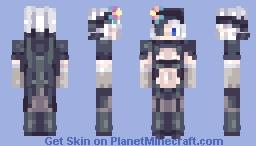 Flamie Speeddraw - Rokka No Yuusha Minecraft Skin