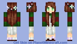 This skin's been ready to post since March Minecraft Skin