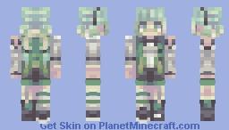 i'm still breathing // 300+ very ok people :o Minecraft Skin