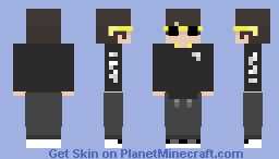 tape *no shade* (extra features) Minecraft Skin