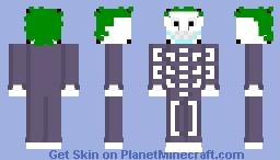 Nightmare Before Christmas Barrel Minecraft Skin