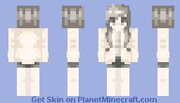 Barefoot on the beach Minecraft Skin
