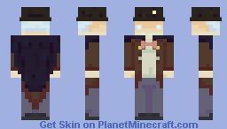 Benson Minecraft Skin