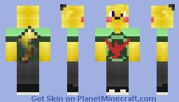 Raichu98 Planet Minecraft