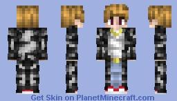 "Jake Waulli [""Magic!"" Contest] Minecraft Skin"