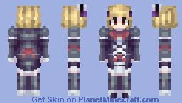 Kana Tachibana -  Brynhildr in the darkness Minecraft Skin