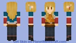 Kyprosa Daeior Minecraft Skin
