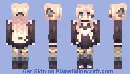 Luna // Oblivion Minecraft Skin