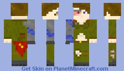 Department 667.5 - Stalin's Wizard (Magic Contest) Minecraft Skin