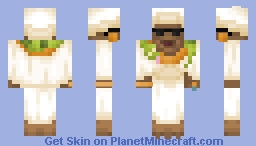 Mama Odie - Princess and the Frog Minecraft Skin