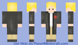 Ron Weasley from Harry Potter | For contest - TheSilentWind Minecraft Skin
