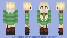 ⊳ Elf on the Shelf 🎁 Minecraft Skin