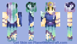 Vεράιδα [43rd Place yo] Minecraft Skin