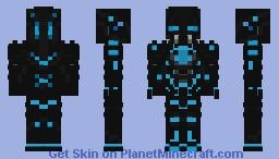 """Savitar Skin CW """"Shout Out To Xx_Deadshot_xX"""" Minecraft Skin"""