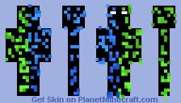 Dis-Figured Minecraft Skin