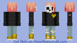 you waste all this time trying to get to me (round 2 winners in desc) (persona) // bodzilla Minecraft Skin