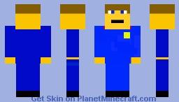 Julian Landers Minecraft Skin
