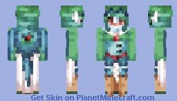 ☆ βενεℜℓγ ☆  Gardevoir + Articuno (Contest Entry) Minecraft Skin