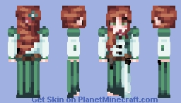 ☆ βενεℜℓγ ☆  Children of Lighte (8 Skins) Minecraft