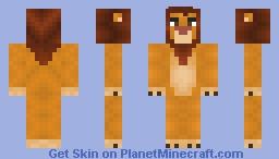 Lion King Minecraft