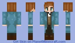 Newt Scamander ~Magic Skin Contest~ -◊ρεεωεε◊ Minecraft Skin