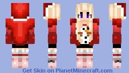 - Christmas Skin - Minecraft Skin