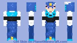 Splash Woman Minecraft Skin
