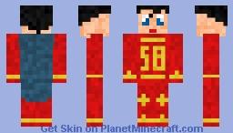 Super Baby Minecraft Skin